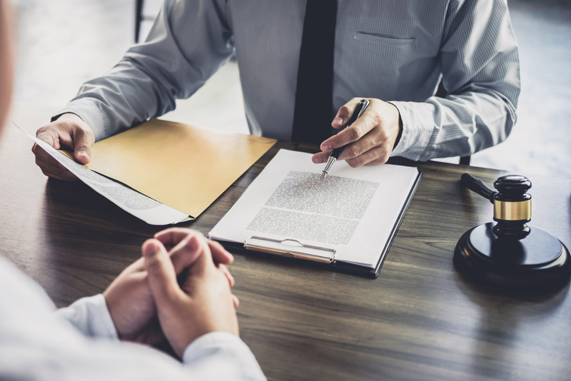 accident attorney in glendale